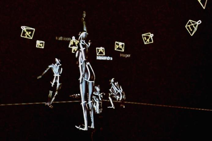 Leeds Motion Capture Studio | Center for Collaborative Arts and Media